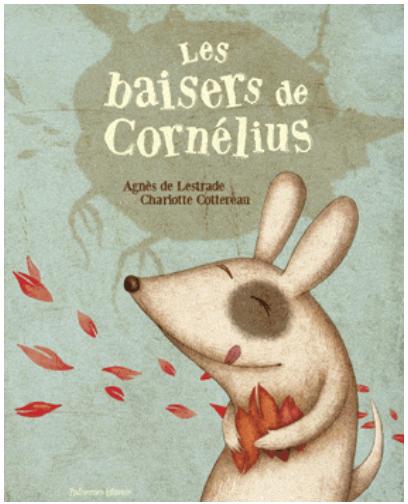 couverture des baisers de cornélius éditions Balivernes