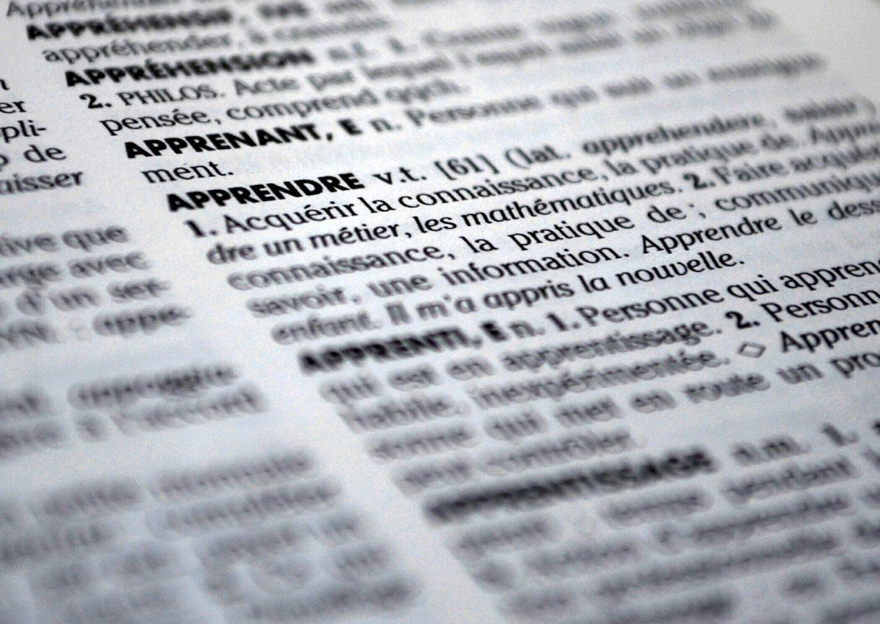 Le vocabulaire du rédacteur web : les termes à connaître
